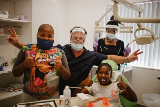 New Corporate Sponsor to Fund Dental Treatment for SOS Africa's Western Cape Children